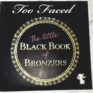 Full Size Too Faced Little Black Book Of Bronzers